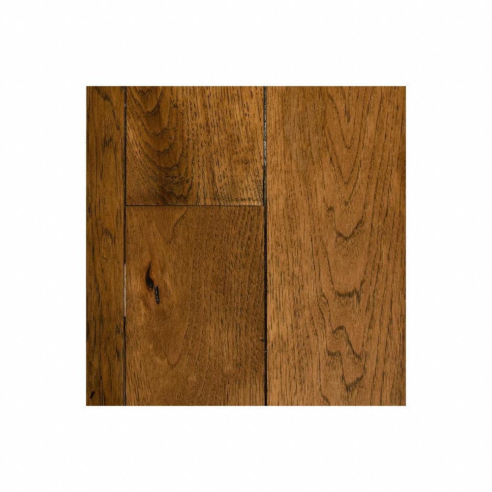 3/4 X 5 Distressed Sadle Hickory Flooring Odd Lot   Virginia Mill Works |  Lumber Liquidators