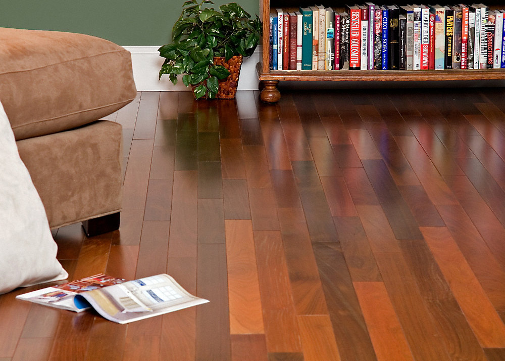 3 8 X Brazilian Walnut Engineered Flooring Schön Lumber Liquidators