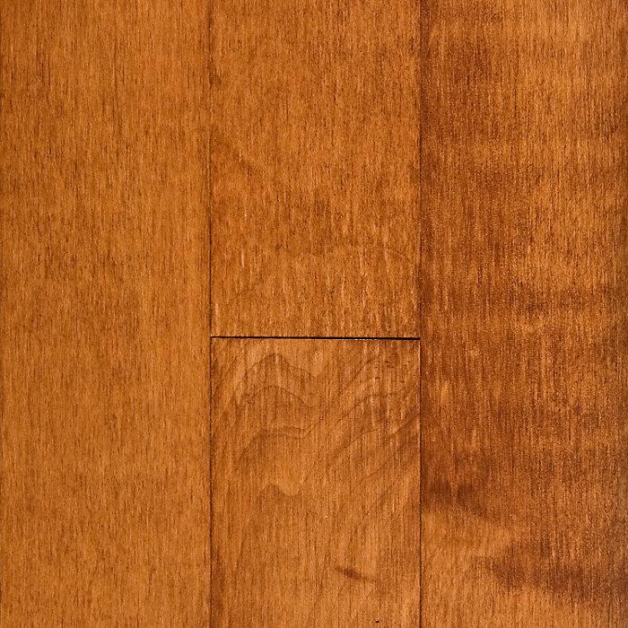 Bruce 5 16 X 2 1 4 Tavern Grade Maple Cinnamon Floor