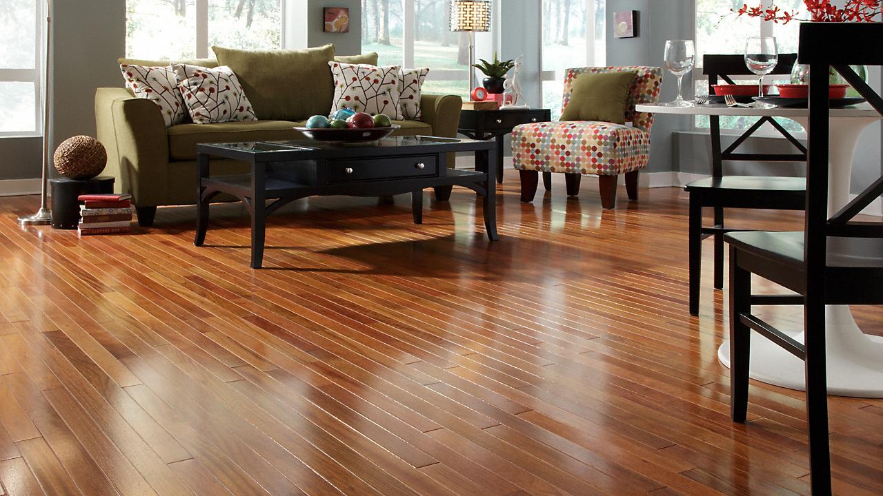 X Brazilian Cherry BELLAWOOD Lumber Liquidators - Eterna hardwood flooring