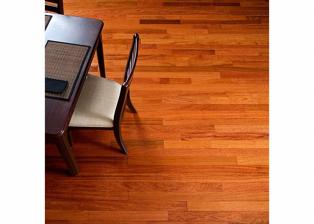 1 2 X 3 4 Select Brazilian Cherry Engineered Bellawood Lumber Liquidators