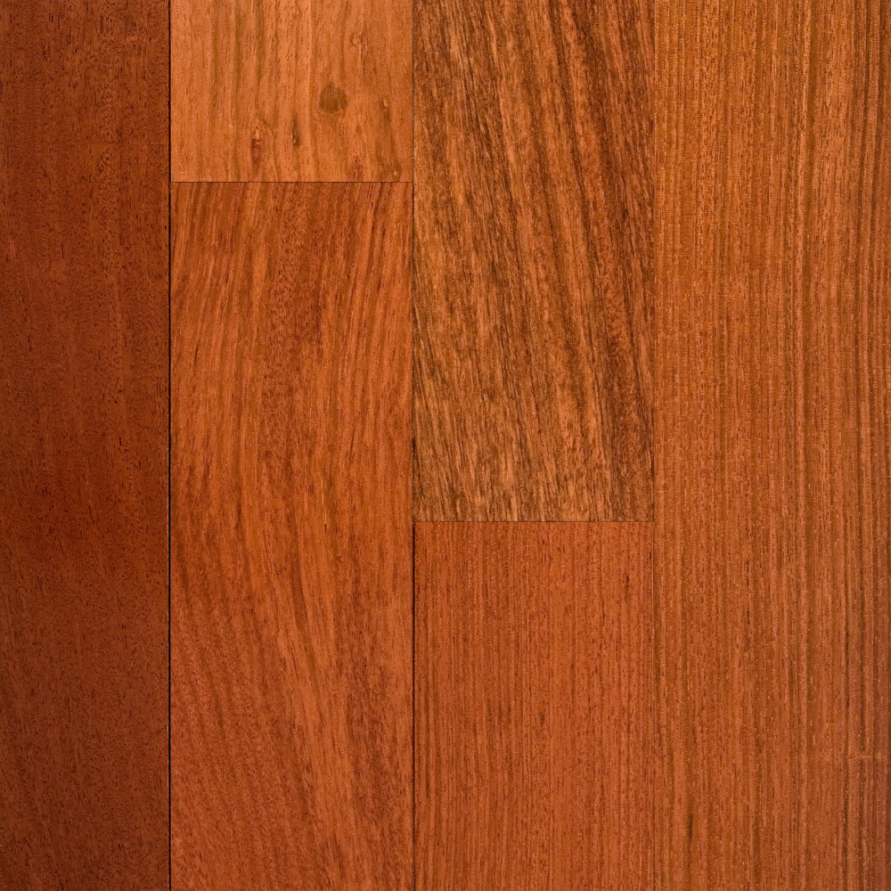 3 4 x 3 1 4 select brazilian cherry bellawood lumber for Brazilian cherry flooring