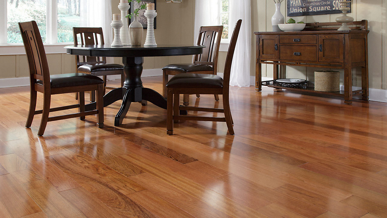 1 2 Quot X 5 Quot Select Brazilian Cherry Bellawood Engineered