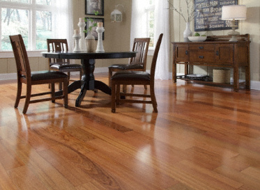 Cherry Hardwood Flooring dark grey walls with cherry floorboards cherry wood floorsclean Click For Fullscreen
