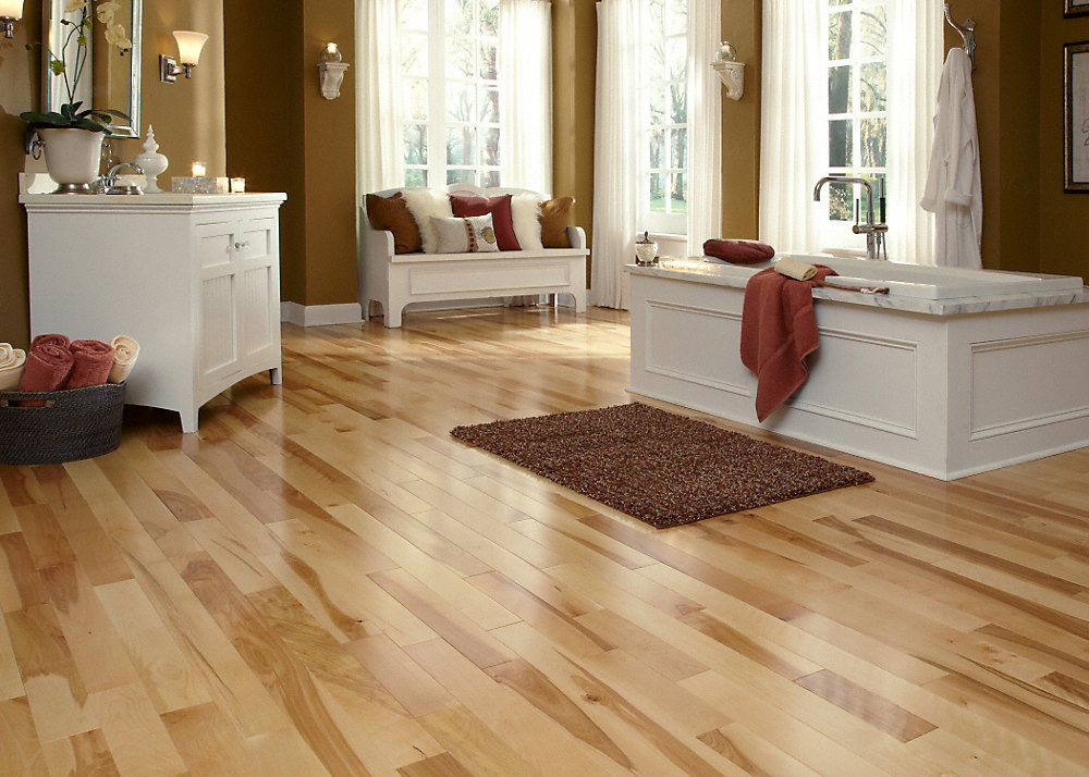 3 4 x 3 1 4 natural birch bellawood lumber liquidators for Bella hardwood flooring prices