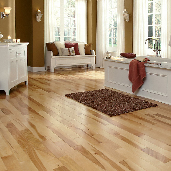 Birch natural wood flooring gurus floor for Birch hardwood flooring