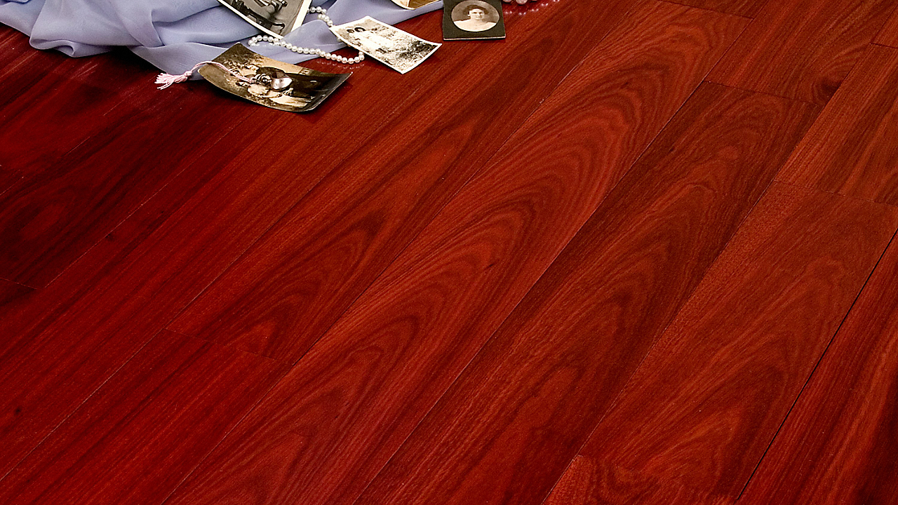 "3/4"" x 5"" Select Bloodwood"