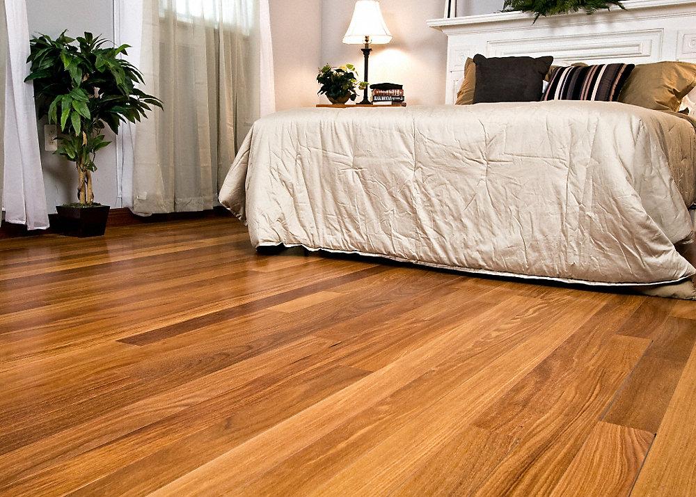 3 8 x 3 cumaru bellawood lumber liquidators for Bellawood prefinished hardwood flooring