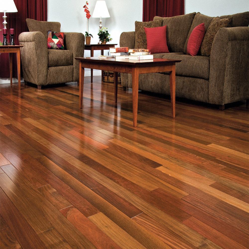 5 16 x 2 1 4 brazilian walnut bellawood lumber for Bellawood brazilian walnut