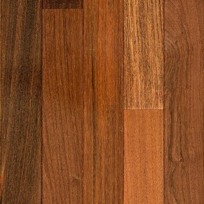 3 4 x 2 1 4 brazilian walnut bellawood lumber for Bellawood brazilian walnut