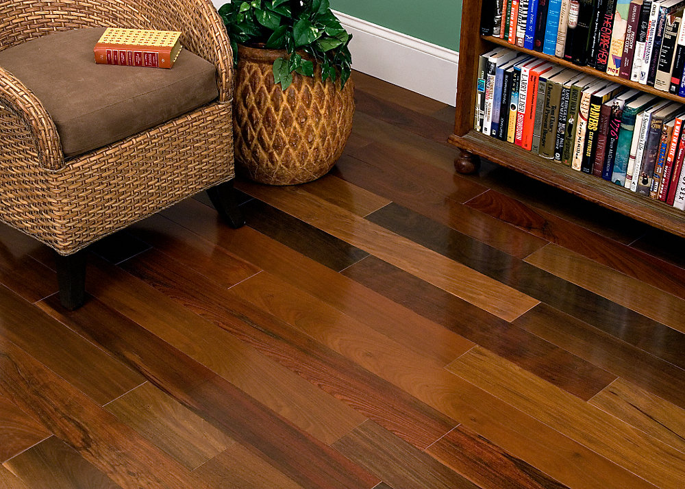 Clearance Hardwood Flooring best discount hardwood flooring Clearance 34 X 5 Brazilian Walnut Fullscreen
