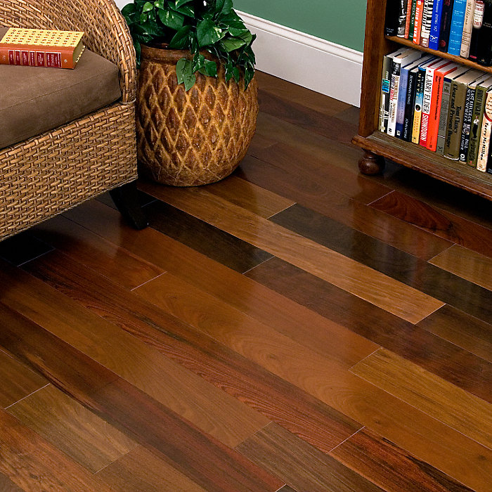 Brazilian walnut wood flooring gurus floor for Bellawood brazilian walnut