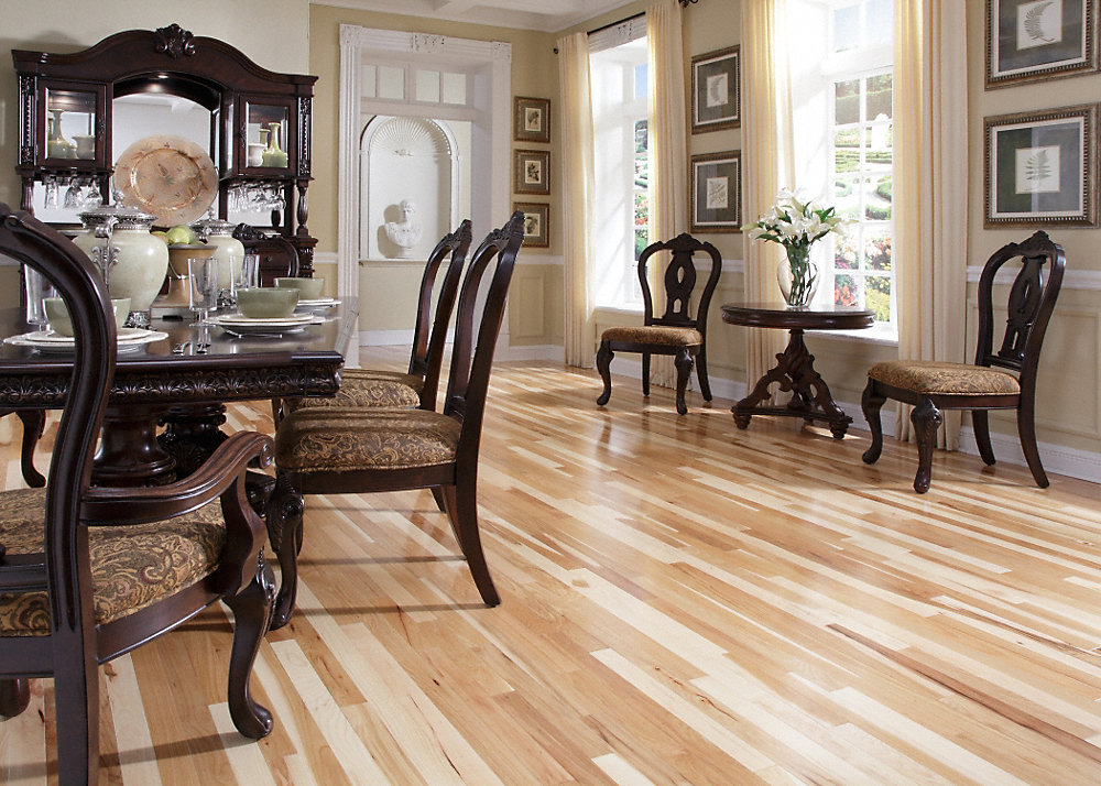 Bellawood 3 4 Quot X 2 1 4 Quot Natural Hickory Lumber