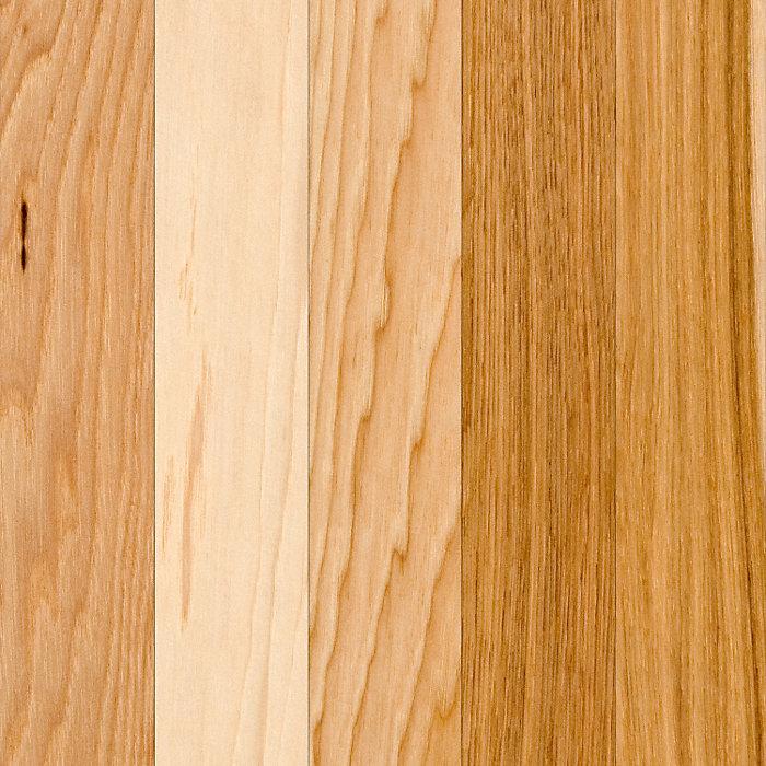 3 4 x 2 1 4 natural hickory bellawood lumber liquidators for Bellawood prefinished hardwood flooring