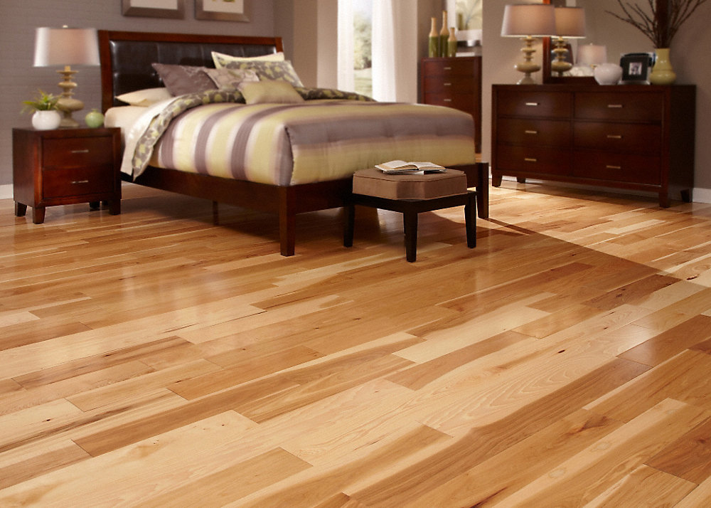 3 4 x 5 natural hickory bellawood lumber liquidators for Bella hardwood flooring prices
