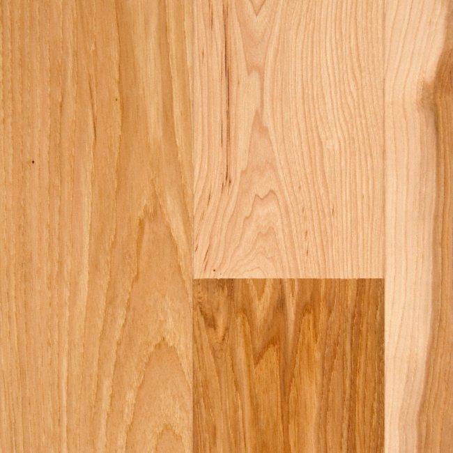 Natural Hickory Solid Hardwood Flooring
