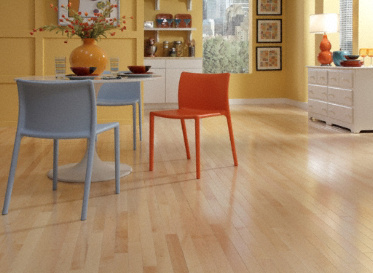Select Maple Solid Hardwood Flooring