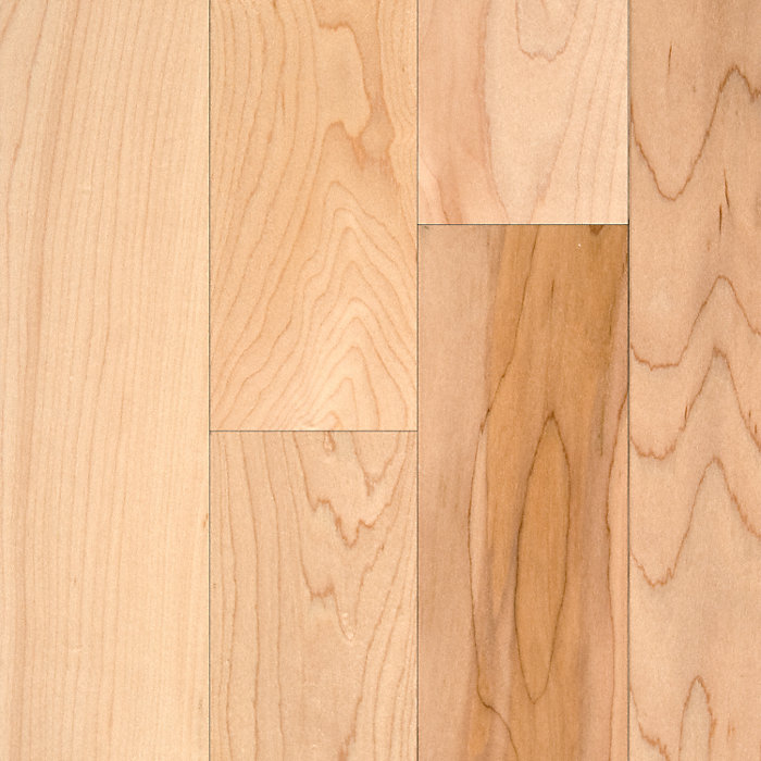 """Natural Maple Entranceway By Mullican Flooring Www: CLEARANCE! 3/4"""" X 3-1/4"""" Natural Maple"""