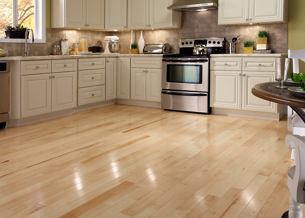 Clearance 3 4 x 4 natural maple bellawood lumber for Bella hardwood flooring prices
