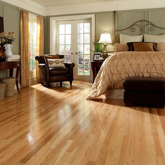 bellawood natural red oak