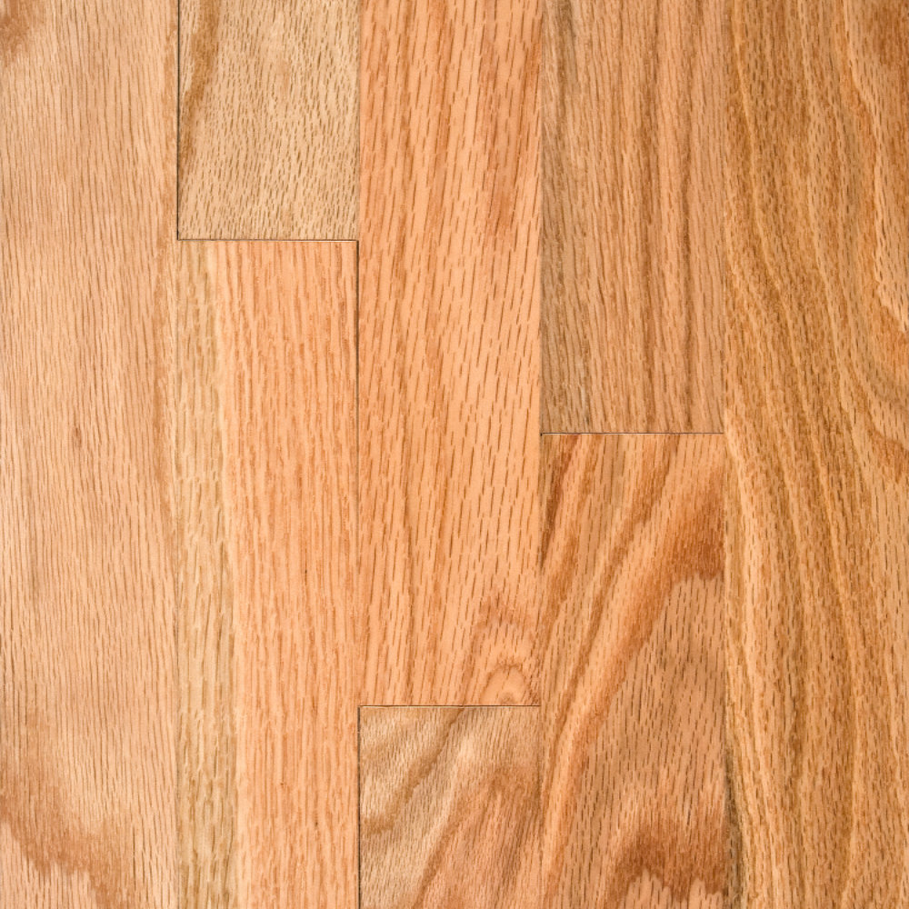 Red oak natural flooring gurus floor for Red oak hardwood flooring