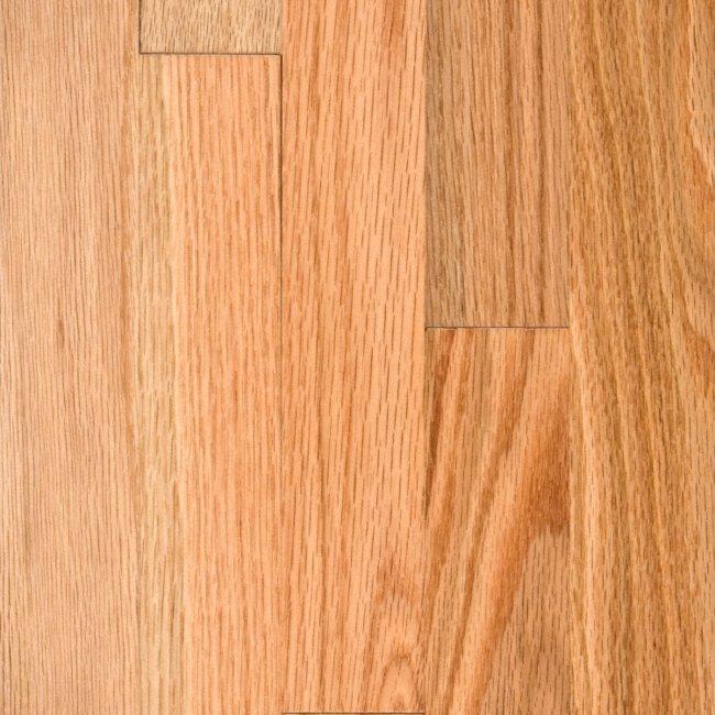Bellawood 3 4 x 2 1 4 natural red oak lumber for Bellawood prefinished hardwood flooring