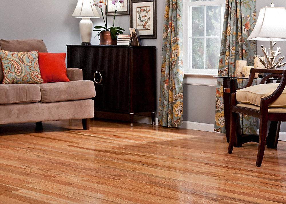 Bellawood 3 4 Quot X 3 1 4 Quot Rustic Red Oak Lumber