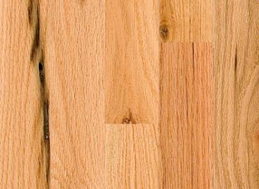 3 4 x 3 1 4 rustic red oak bellawood for Rustic red oak flooring