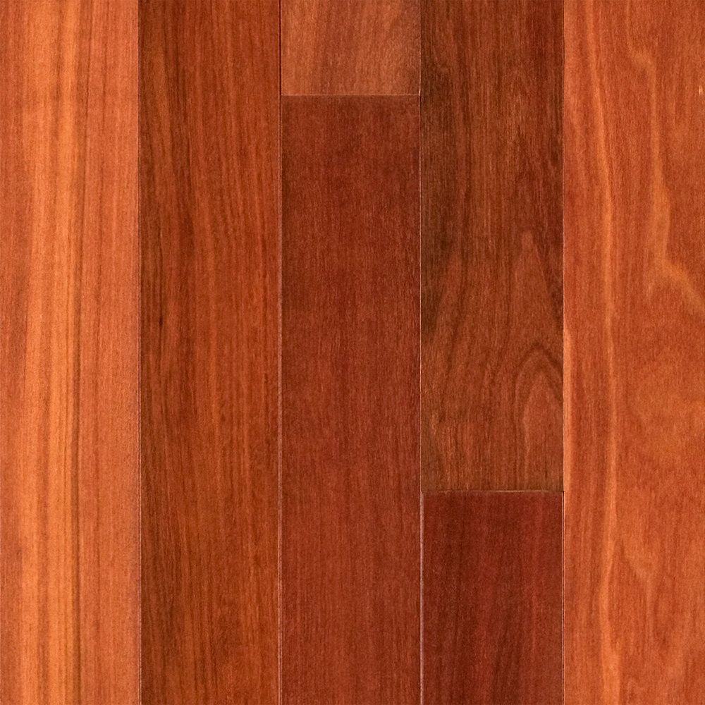 Clearance 3 8 x 3 brazilian redwood bellawood for Clearance hardwood flooring