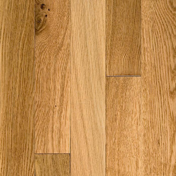 """3/4"""" x 3-1/4"""" Natural White Oak"""