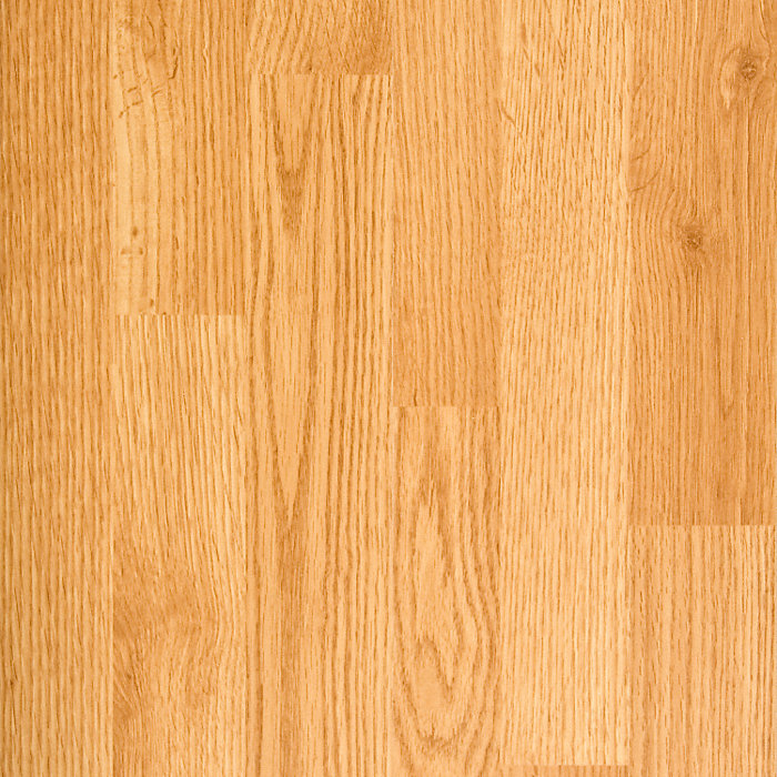 Karndean Da Vinci Rp90 Fresco Light Oak Flooring Laid