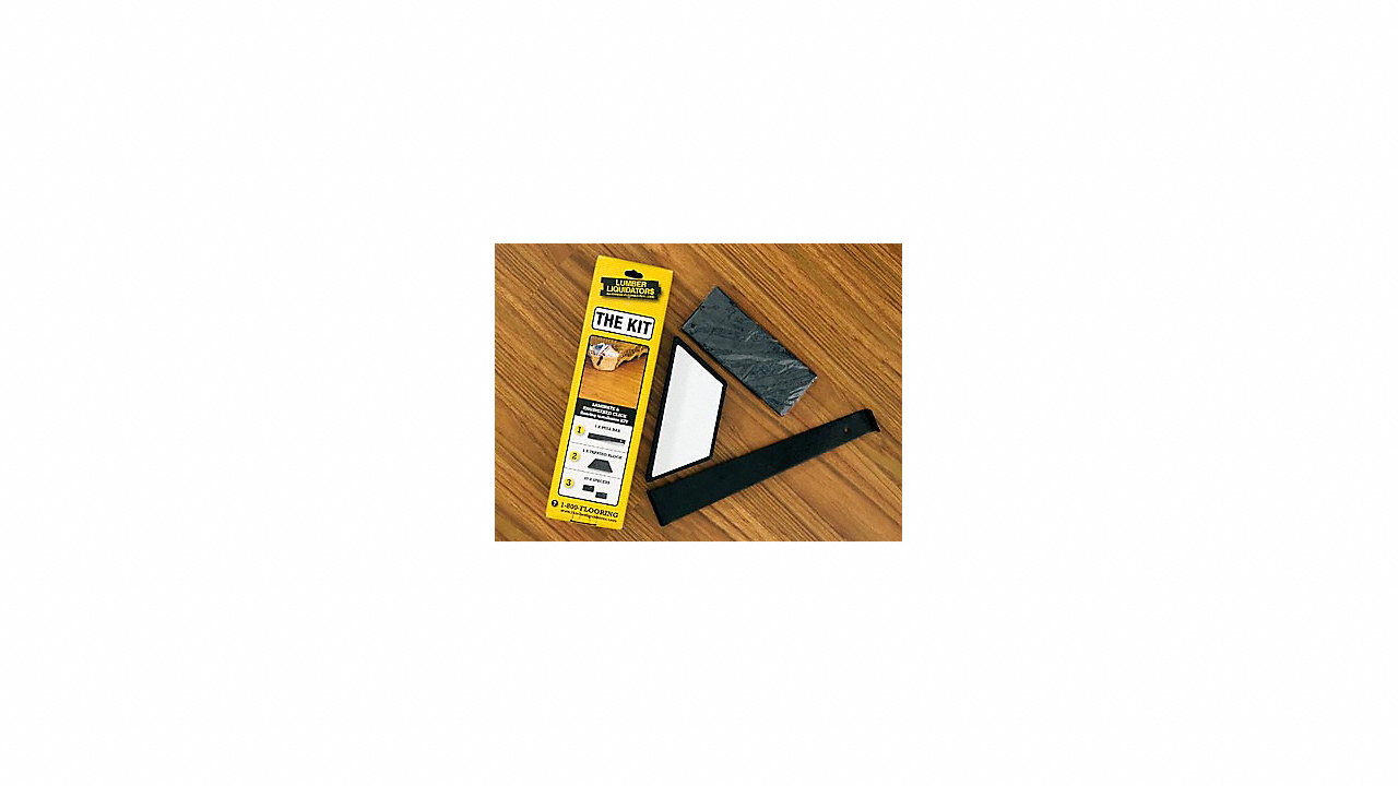 Laminate Installation Kit