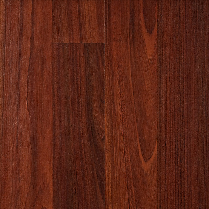 Major Brand 10mm Bronzed Brazilian Cherry Laminate W Pad