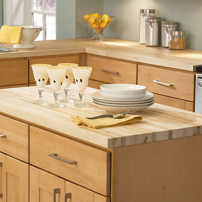 Ikea Kitchen Quartz Countertops Reviews: Williamsburg Butcher Block Countertops