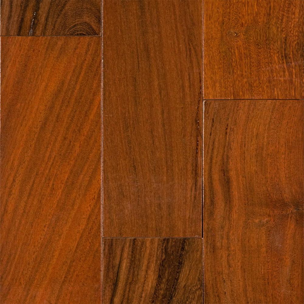 "Solid Brazilian Walnut Hardwood Flooring: 3/4"" X 2-1/4"" Brazilian Walnut - Mayflower"