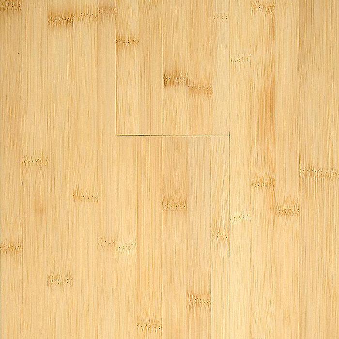 5 8 x 3 3 4 horizontal natural bamboo morning star for Morningstar wood flooring