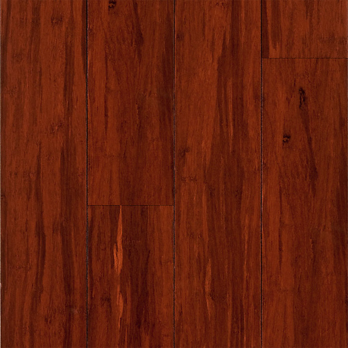 "Bamboo Flooring Noise: 5/8"" X 3-3/4"" Qing Scorpion Strand Bamboo"