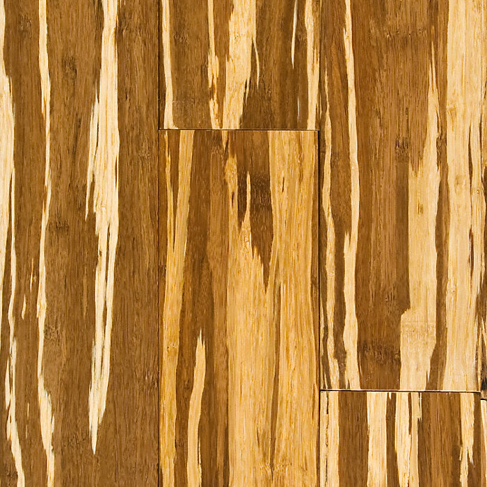 5 8 Quot X 3 3 4 Quot Tiger Strand Bamboo Morning Star Lumber