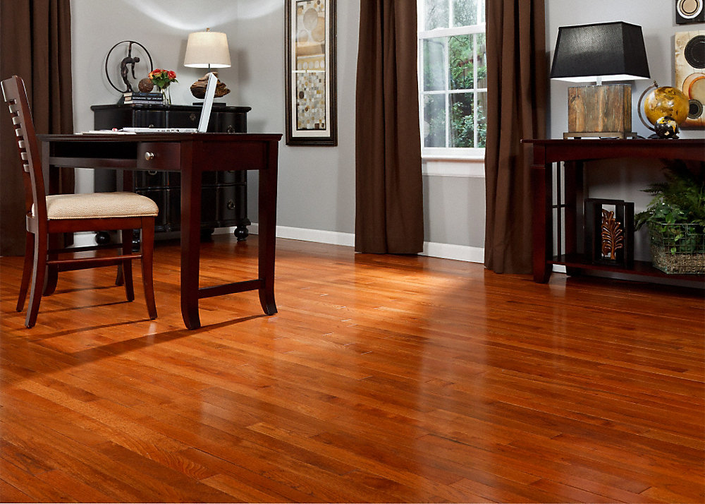 3 4 x 2 1 4 gunstock oak casa de colour lumber for Casa classica collection laminate flooring