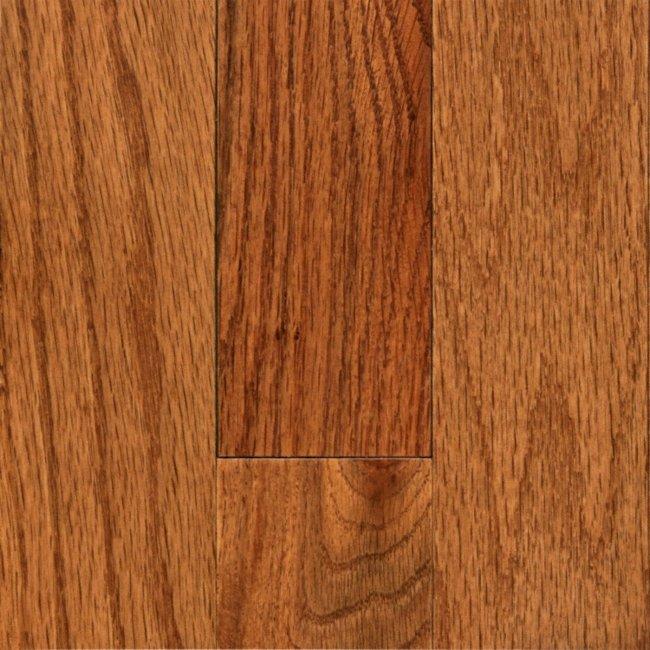 Clic Gunstock Oak Solid Hardwood