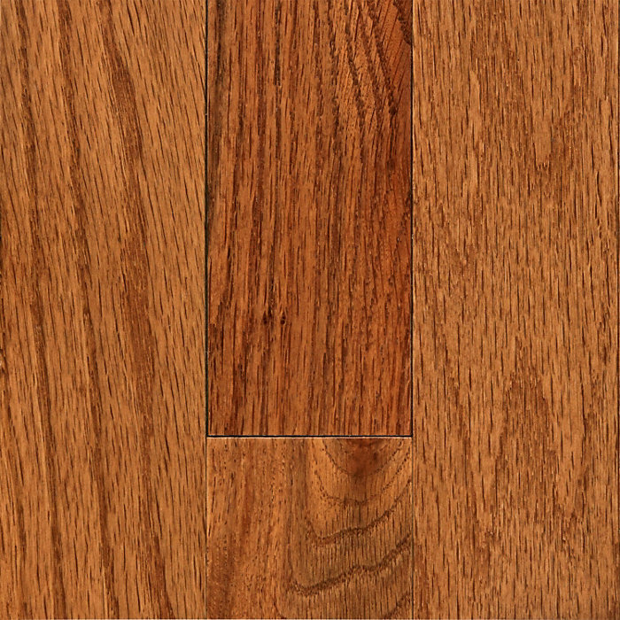 "3/4"" x 2-1/4"" Natural Gunstock Oak"
