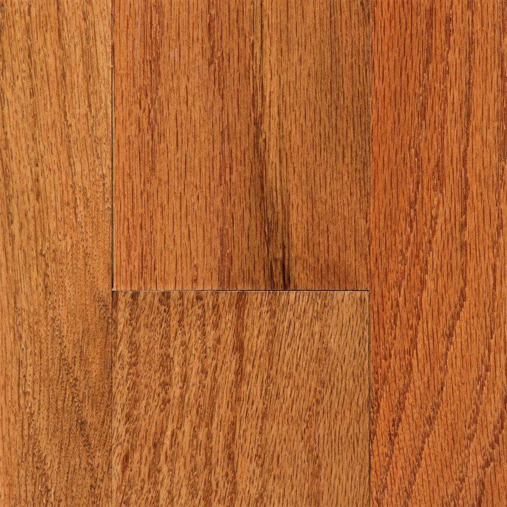 3 4 x 3 1 4 millrun classic gunstock oak mayflower for Classic wood floors
