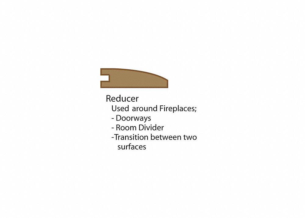 3 4 Quot X 2 1 4 Quot X 6 5lft Cumaru Reducer Lumber Liquidators