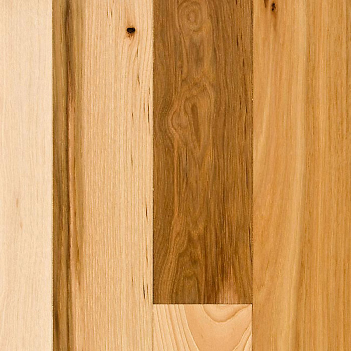 "3/4"" x 3-1/4"" Natural Hickory"