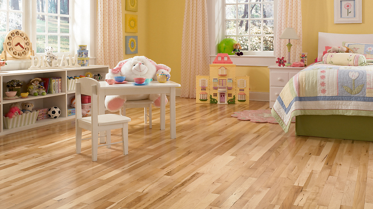 3 4 x 3 1 4 rustic maple builder 39 s pride lumber for Builder s pride flooring