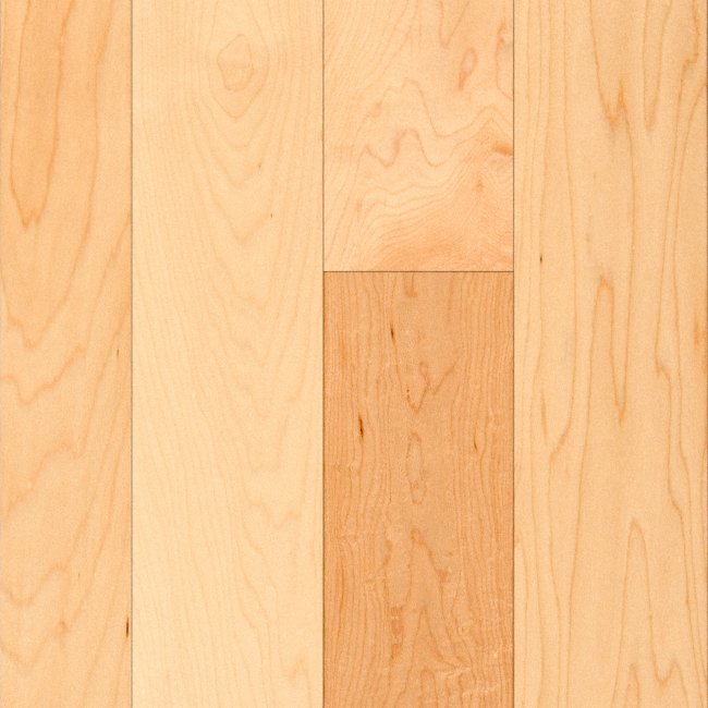 Builder 39 s pride 3 4 x 3 1 4 select maple lumber for Can you change the color of bamboo flooring