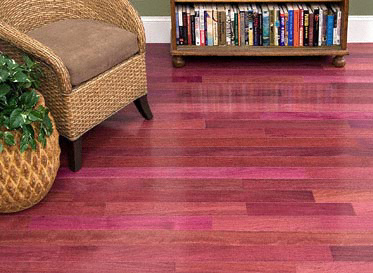 3 4 Quot X 5 Quot Purpleheart Flooring Lumber Liquidators