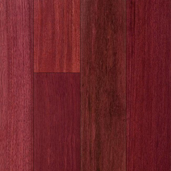 Purpleheart flooring meze blog for Purple heart flooring