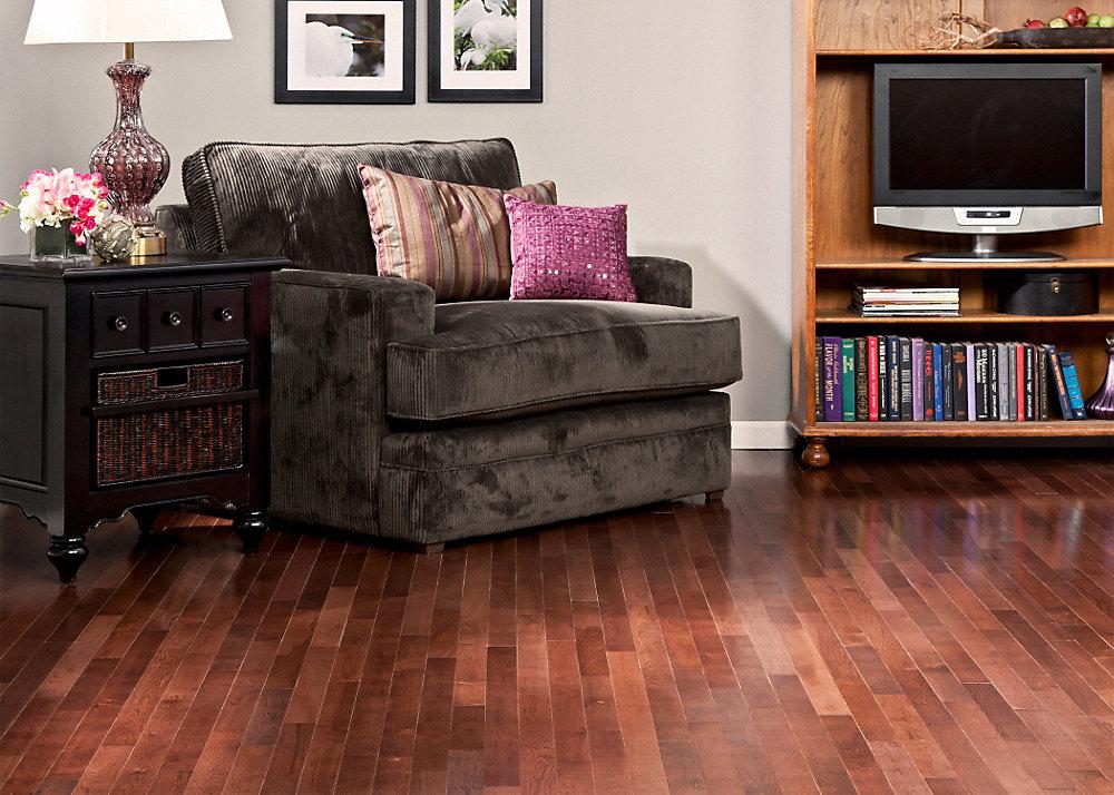 1 2 Quot X 2 1 4 Quot Mocha Oak Casa De Colour Lumber Liquidators