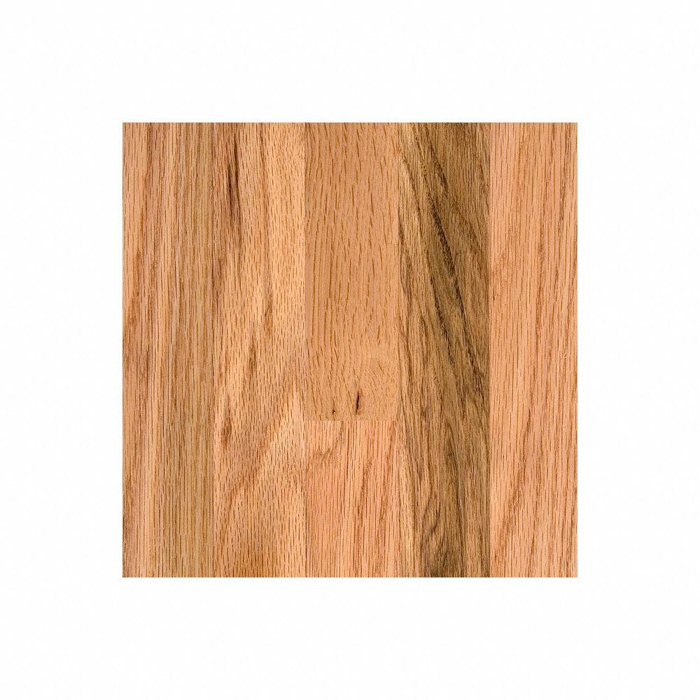 3 4 x 2 1 4 natural red oak builder 39 s pride lumber for Bellawood natural red oak
